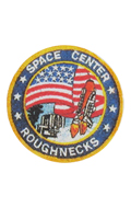 Space Center Roughnecks Patch