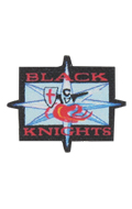 Black Knights Squadron Patch
