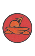Patch Earth Force Mars Mission