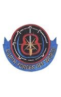 Earth Force Off World Patch