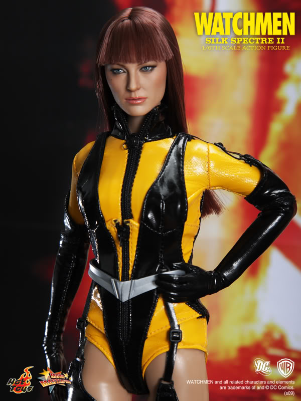 sc 1 st  Cinema figurines and collection items Quick-Toy & Watchmen - Silk Spectre II