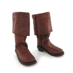 Bottes de pirate (Marron)