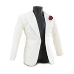 Veste de smoking (Blanc)