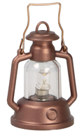 Light Up Lantern (Bronze)