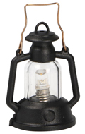 Light Up Lantern (Black)