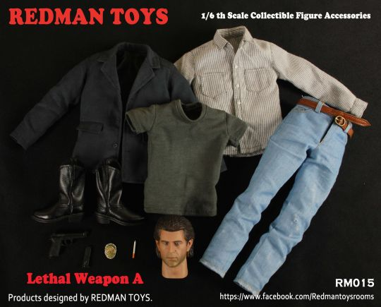 Lethal Weapon Set A