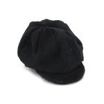 Newboy Velvet Cap (Black)