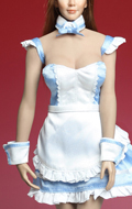 Female Maid Set (Blue)