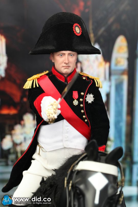 Emperor Of The French - Napoleon Bonaparte (Battle Version)