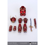 Set armure Valkyrie (Rouge)