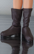 Plain Jane 3.0 Female Boots (Brown)