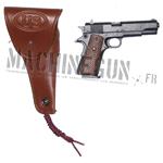 Colt M1911 A1 & holster M1917