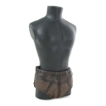 Leather Loincloth (Brown)