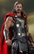 Thor : The Dark World - Thor (Light Asgardian Armor Version)