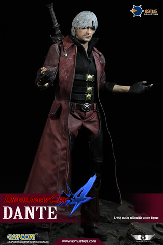 Devil May Cry 4 Dante Asmus Toys