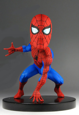 Marvel Classic - Spider-Man Extreme Head Knocker