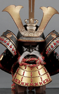 Series Of Empires - Diecast Kabuto Helmet