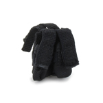 Handgun Double Magazine Pouch (Black)