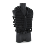 SPOSN Molle Assault Vest (Black)
