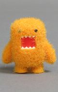 Domo Series 4 - Orange Flocked