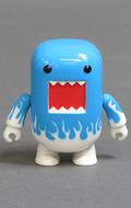 Domo Series 4 - Blue Flames