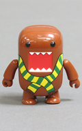 Domo Series 4 - Yellow Scarf