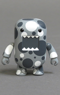 Domo Series 4 - Black and White Circles (Secret)