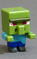 Grass Series 1 - Zombie Villager