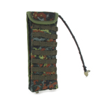 Hydration Pouch with Tube (Flecktarn)