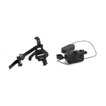 OB70 Lucie NVG with Fast Mount (Black)