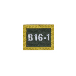 B16-1 Group Patch (Olive Drab)