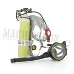 Survivair Mark 2 SCBA (Self-Contained Breathing Apparatus) and harness