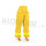 Yellow bunker trouser
