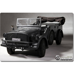 Jeep Horch 108 Type 1A couleur gris panzer