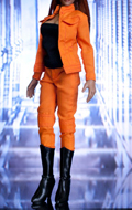 Ryder 2.0 (Orange) Female Outfit Set