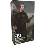 figurine FBI Biochemical Weapons Expert