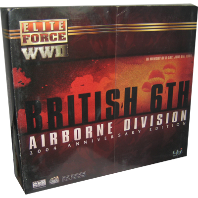 British 6th Airborne division