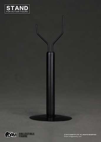 Metal display stand (Black)