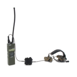 PRC-152 Radio with Headset (Olive Drab)