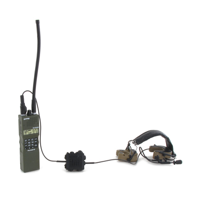 Radio avec ecouteur