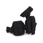 Magazine Drop Leg Pouch (Black)
