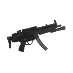 MP5A3 Submachinegun (Black)