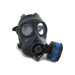 FM-12 Gas Mask (Black)