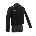 Panzer Heer Jacket (Black)