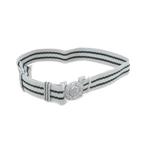Heer Feldbinde Belt (Silver)