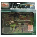 Full Metal Gear - Real Die-Cast Metal Weapons Series 2