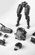 Robotic High Mobility Module - PI-XIU Accessories Pack (Noir)