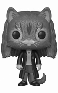 Harry Potter - Hermione As Cat