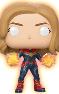 Captain Marvel - Captain Marvel Glows In The Dark (Special Edition)