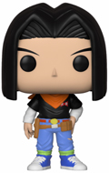 Dragon Ball Z - Android 17
